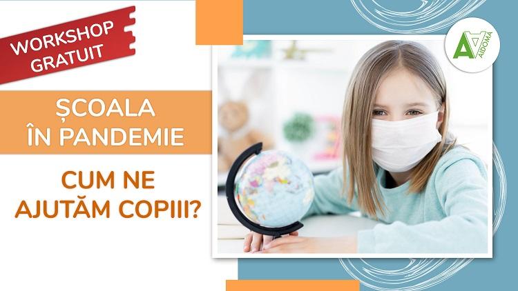 Cursuri gratuite pentru părinții îngrijorați de cum se va desfășura școala în pandemie