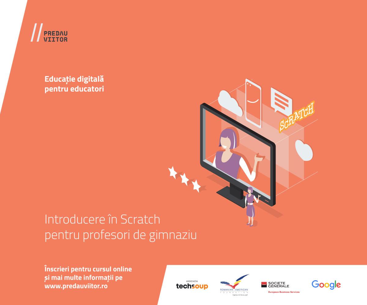 Techsoup oferă cursuri online gratuite de educație digitală pentru profesori