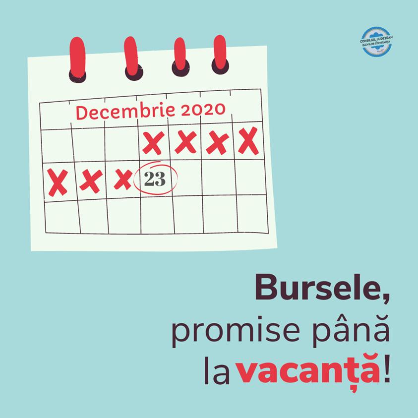 Primarul Constanţei: Până la finalul anului 2020, găsim soluţii pentru plata tuturor  burselor şcolare