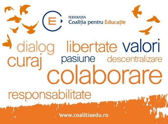 Propunerile Coaliției pentru Educație privind începerea noului an școlar