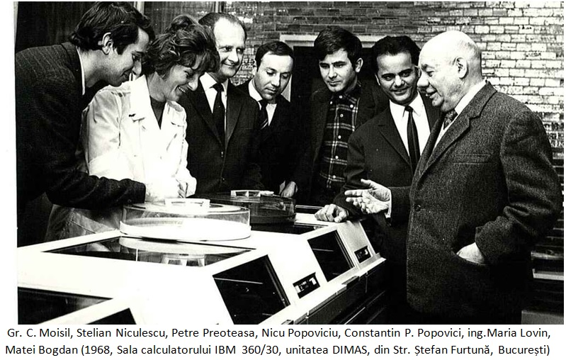 Pionierii informaticii românești de la Universitatea din București