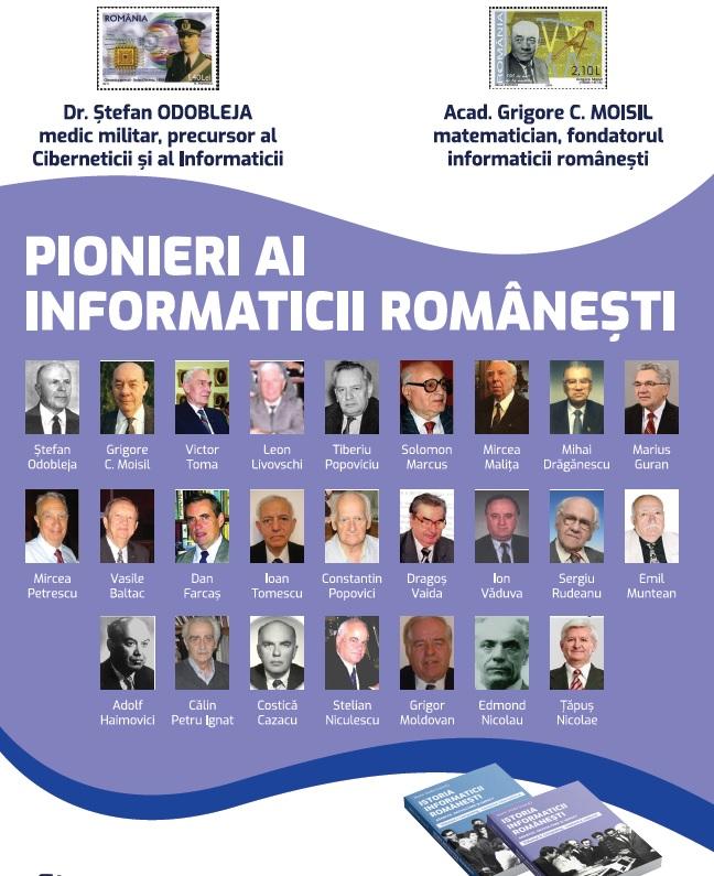 """O istorie ce trebuie cunoscută! Campanie de promovare a concluziilor proiectului ROINFO """"Romanian Informatics"""" – 60 de ani de informatică românească (partea I)"""