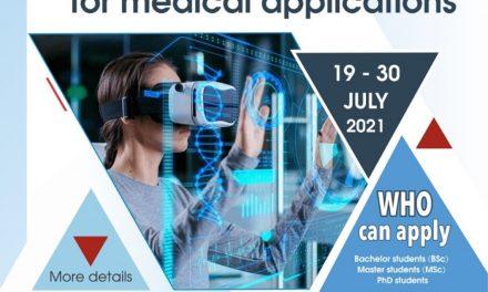 Imprimarea tridimensională în aplicații medicale la Bright International Summer School organizată de UTCN