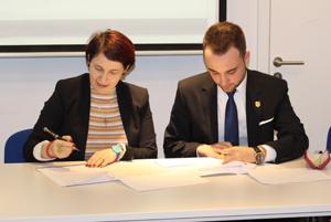 Parteneriat împotriva violenţei în şcoli, încheiat între ANES şi Consiliul Naţional al Elevilor