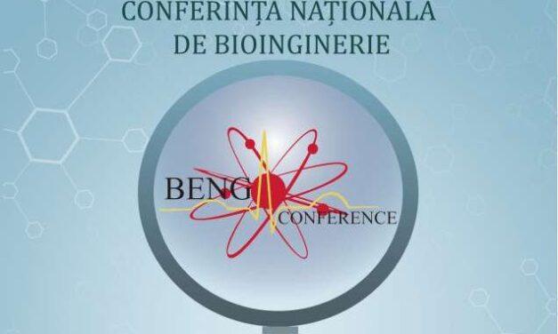 UMF Iași organizează Conferința Națională de Bioinginerie pentru Studenți și Tineri Cercetători – BENG Conference