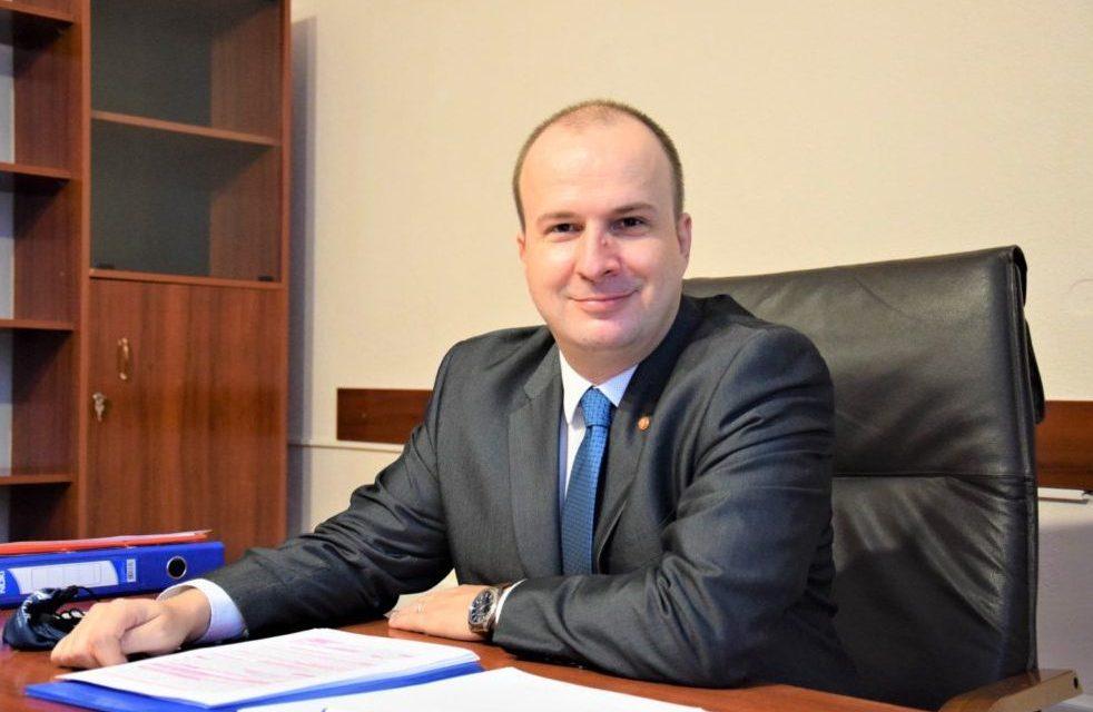 Prorectorul ULBS, Andrei Terian – primul universitar român în conducerea celui mai important for european de studii doctorale