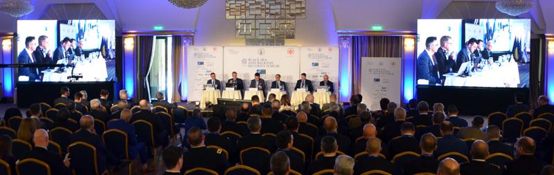 """Universitatea """"Ovidius"""" din Constanța, partener la cea de a doua ediție a """"Black Sea and Balkans Security Forum"""""""