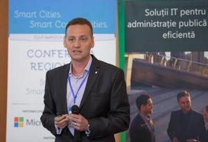 Bogdan Lupu, End User Marketeer, Public Sector, Philips Lighting: Lumina, esența lumii în schimbare