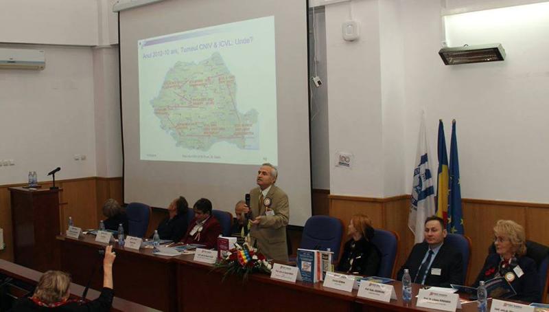 """Conferință susținută de Jürgen Reichert la Universitatea """"Ștefan cel Mare"""" din Suceava"""