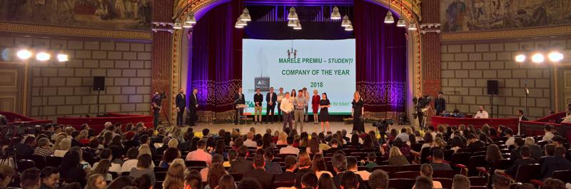 Junior Achievement România a premiat excelența și investiția în educație