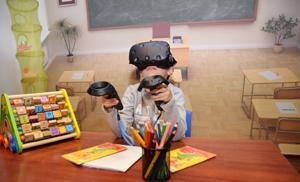Invenţie românească: Camera Virtuală pentru integrarea copiilor în şcoală