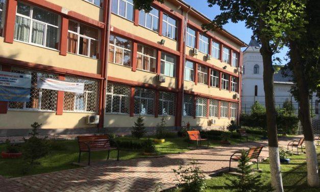 Colegiul Economic 'Virgil Madgearu' din Galaţi şi-a suspendat orele cu prezenţă fizică