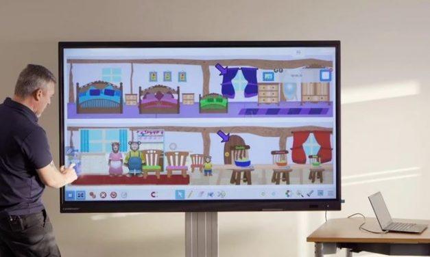 Display-uri seria M Clevertouch pentru educație hibridă – învățare creativă și captivantă