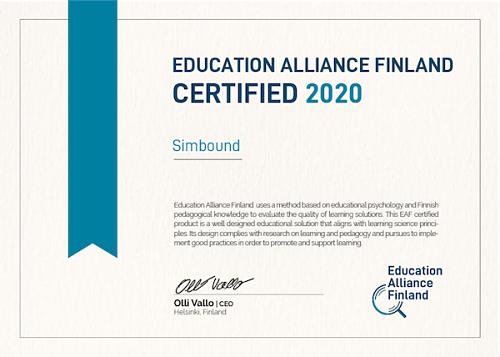 O tehnologie educațională dezvoltată în România obține o certificare de calitate recunoscută la nivel internațional