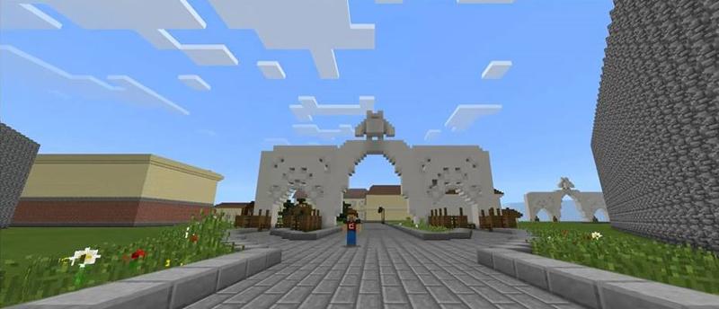 Primul concurs național Edu Minecraft și-a desemnat câștigătorii