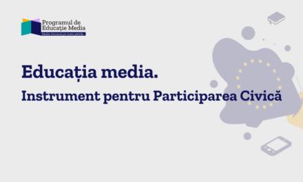 Centru pentru Jurnalism Independent și UNICEF, parteneri pentru educația media a copiilor și adolescenților din România