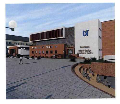 Finanţare de peste 4 milioane de euro fonduri europene pentru extinderea a două facultăţi ale UVT