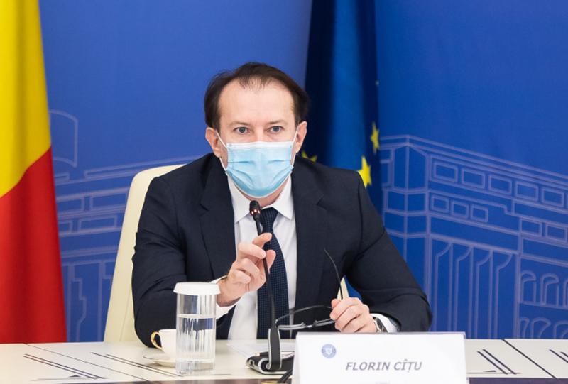 Florin Cîţu: E important să avem tot personalul din sistemul de învăţământ vaccinat