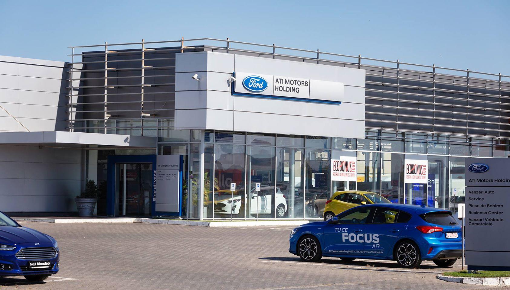 Ford – ATI Motors Holding vine în întâmpinarea clienților cu o campanie adaptată vremurilor actuale
