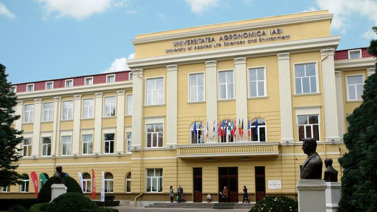 Tehnologiile și echipamentele de la USAMV Iași, apreciate de un experimentat consultant american