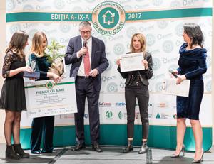 Gala ECOTIC a premiat câștigătorii ediției a IX-a