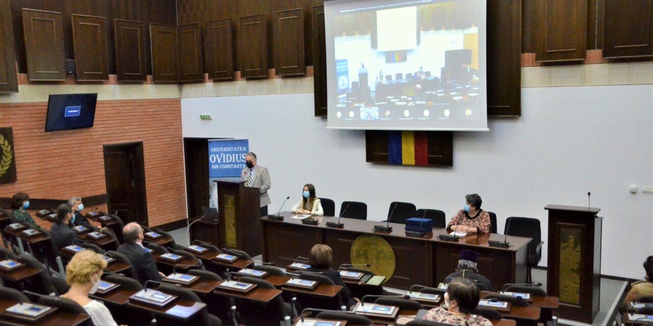 Laureații Galei Excelenței în Educație de la Universitatea Ovidius din Constanța și-au primit premiile