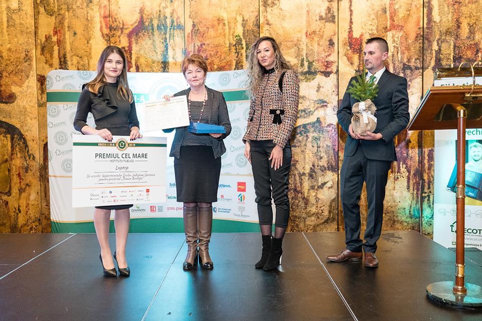 Gala Premiilor Pentru Un Mediu Curat 2019 și-a anunțat câștigătorii