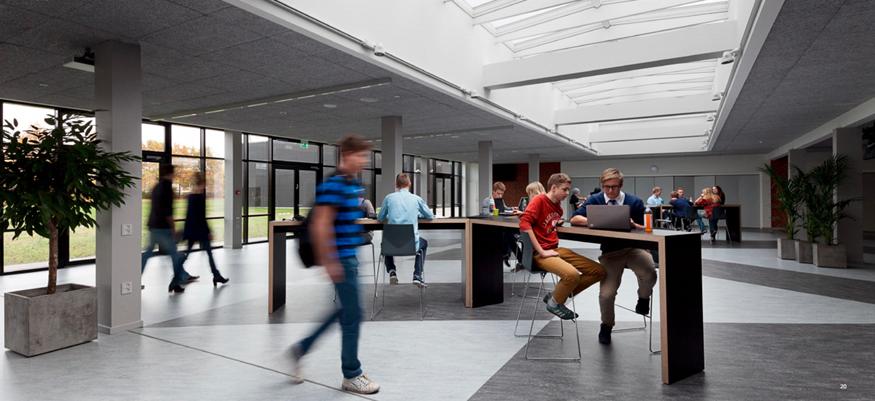 Îmbunătățirea performanțelor elevilor prin proiectarea sălilor de clasă