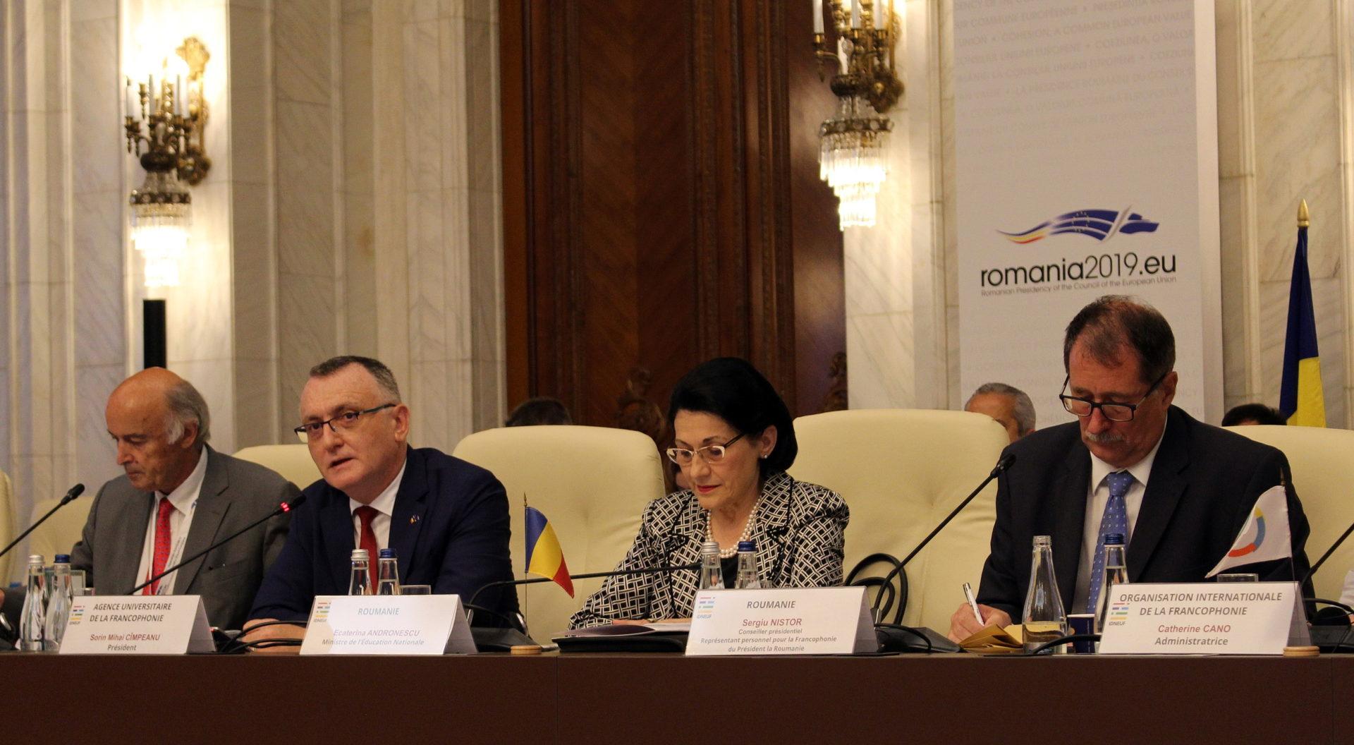 Ministrul Andronescu subliniază importanţa digitalizării în mediul universitar: Tehnologia e cea care împinge omenirea în evoluţia ei