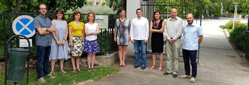 Întâlnire transnațională a proiectului IN2RURAL la Universitatea Eszterházy Károly