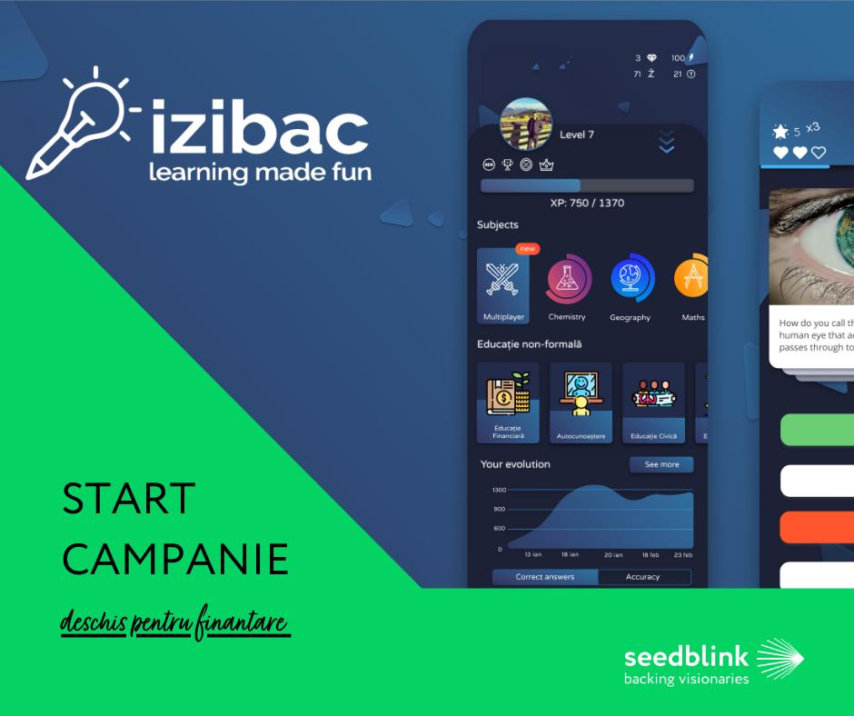 SeedBlink, platforma de equity crowdfunding dedicată startup-urilor tech, continuă seria listărilor cu un startup din verticala EdTech