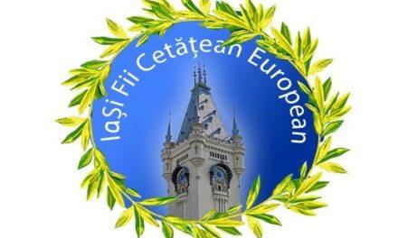 IaȘi fii Cetățean European – un proiect de amploare în care sunt implicați elevii și dascălii ieșeni