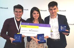 România, din nou în finala mondială Microsoft Imagine Cup