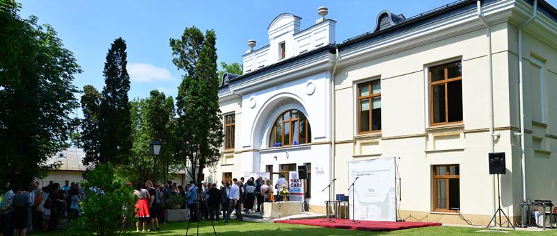 """UMF """"Gr. T. Popa"""" din Iaşi are un nou Centru de Limbi Moderne"""