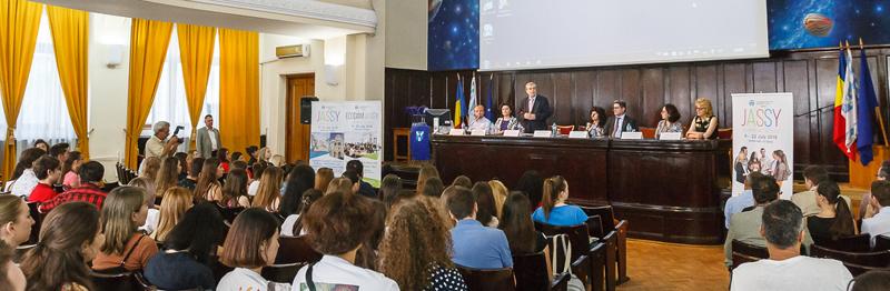 Peste 60 de elevi și studenți din 7 țări participă la prima ediție a Școlii de Vară Jassy la UAIC