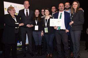 Junior Achievement România primește premiul european T.J. Bata Quality Award pentru performanța în educație