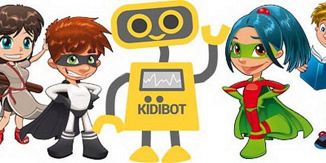 """Copiii pot afla despre pericolele de pe Internet prin intermediul """"Kidibot Cyber Security Training"""""""