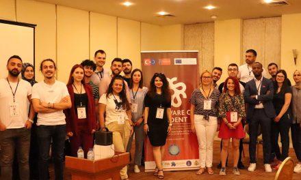 Universitatea Ovidius din Constanța a participat la un nou eveniment din cadrul unui proiect internațional dedicat integrării studenților străini
