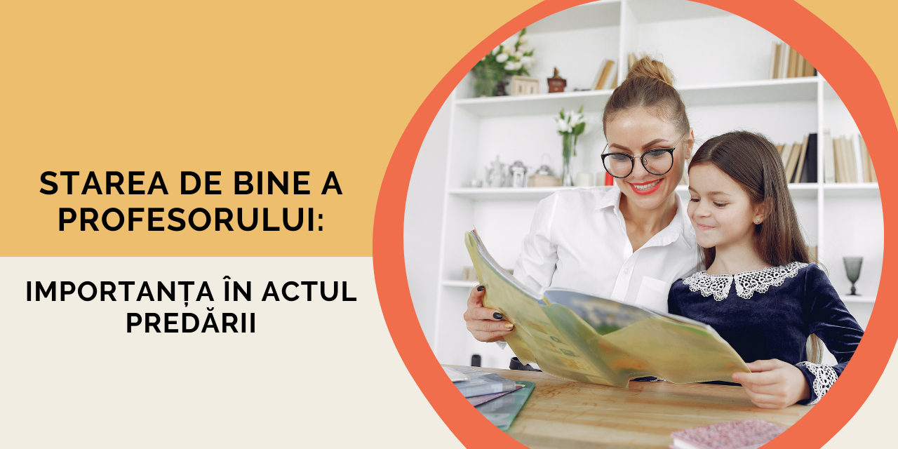 Comunitatea OSC – EduManager.ro: Starea de bine a profesorului, importanța în actul predării – tema ediției din luna Aprilie