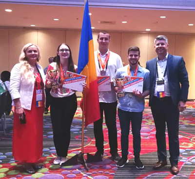 România, dublă campioană mondială la concursul Microsoft Office Specialist World Championship la Word și Excel