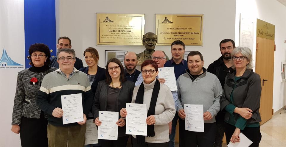 """MULTITRACES – un nou proiect coordonat de Universitatea """"Vasile Alecsandri"""" din Bacău"""