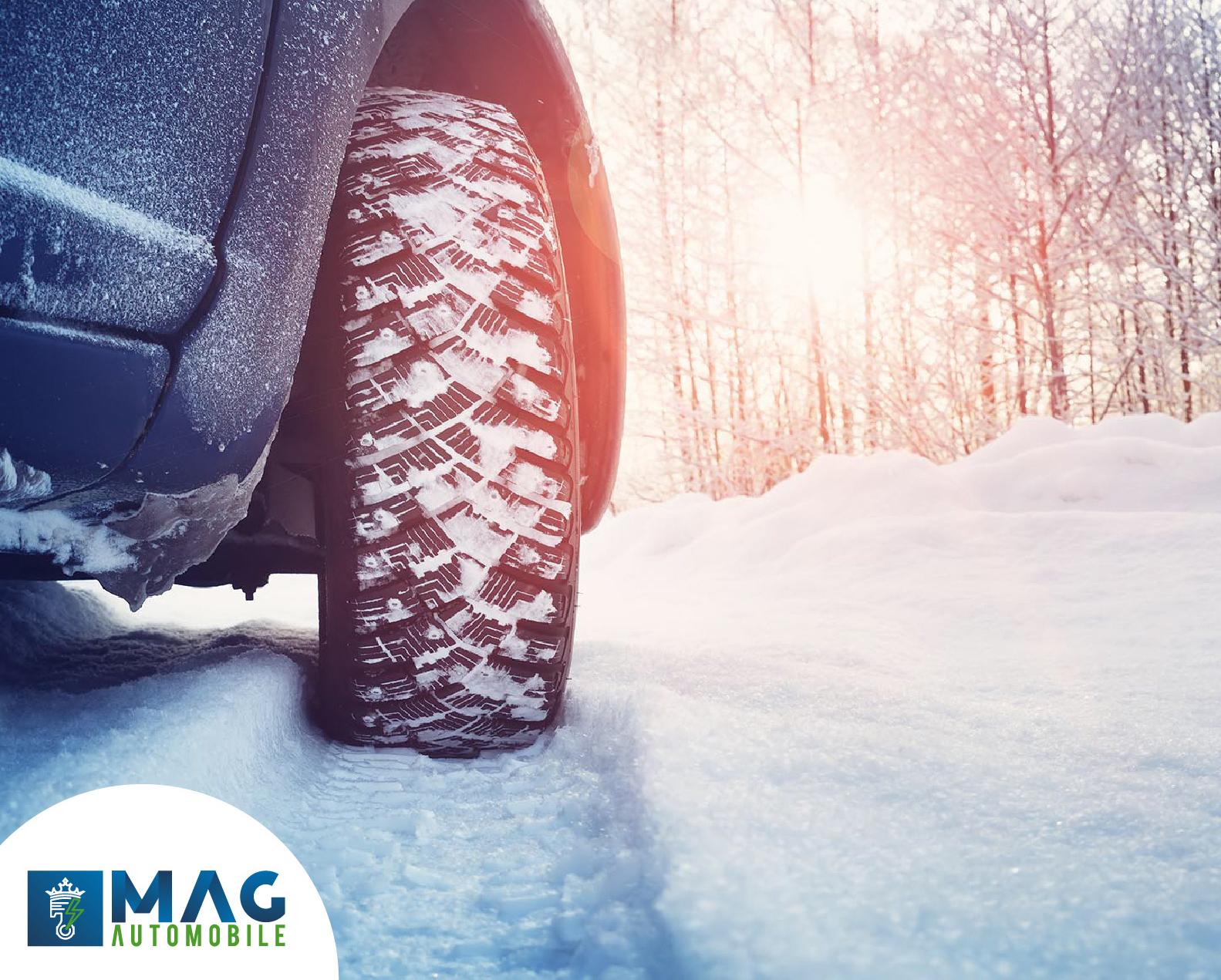 Cum ți-ai pregătit mașina pentru iarnă? Participă la sondajul MagAutomobile și câștigă un kit de iarnă pentru mașina ta