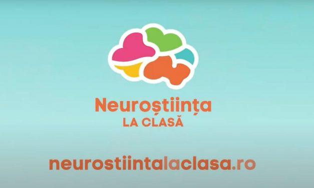"""Ministerul Educaţiei sprijină proiectul """"Neuroştiinţa la Clasă"""": Are scopul de a-i sprijini pe elevi în procesul de autocunoaştere"""