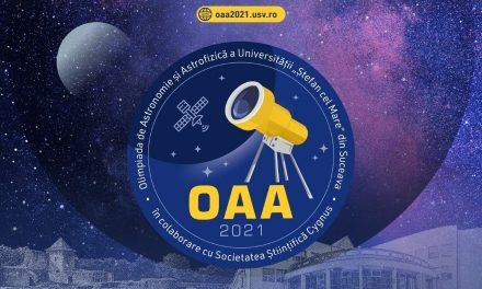 Olimpiada de Astronomie şi Astrofizică a debutat la USV