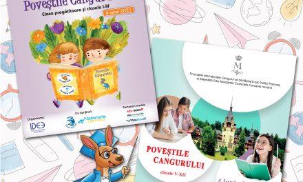Poveștile Cangurului, jocul-concurs al pasionaților de lectură