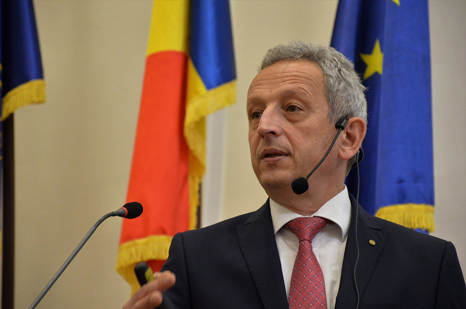Prof. dr. Cornel Cătoi a câștigat al doilea mandat ca rector al USAMV Cluj-Napoca