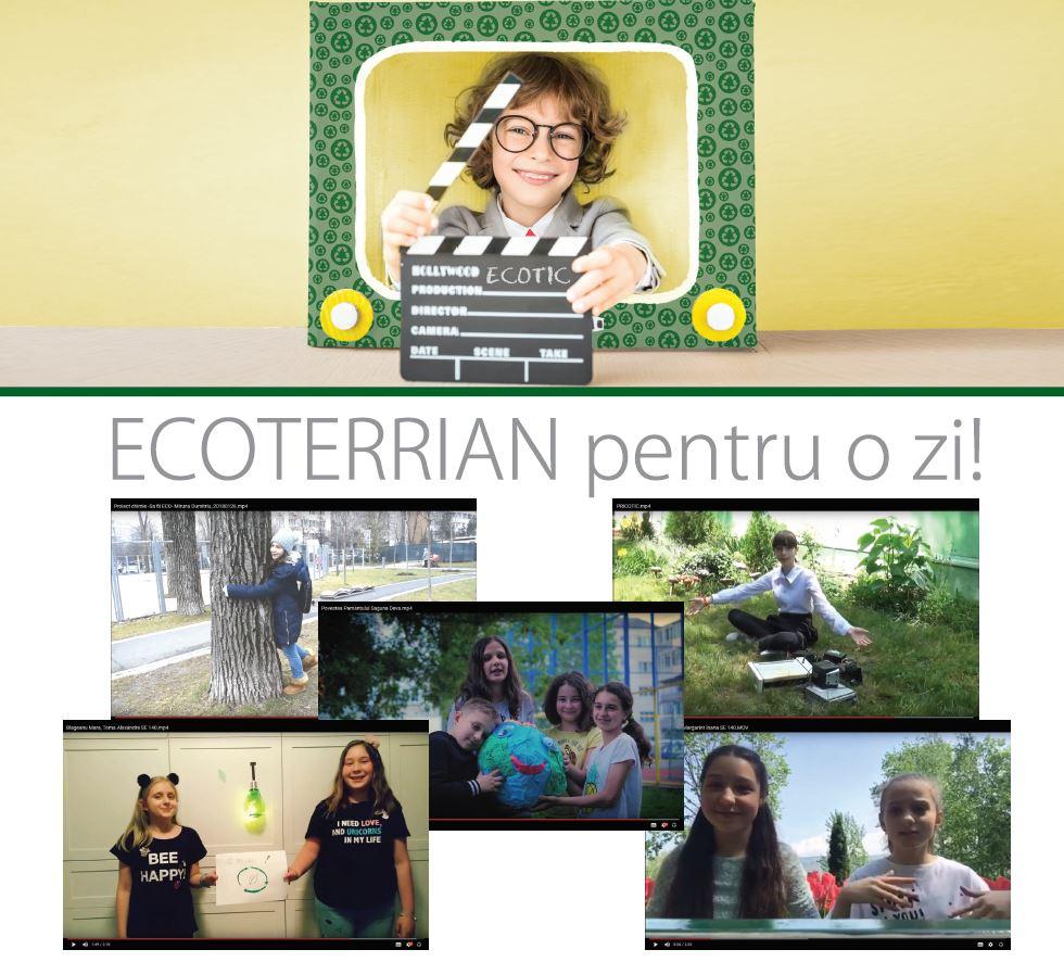 Școala Ecoterrienilor își anunță câștigătorii
