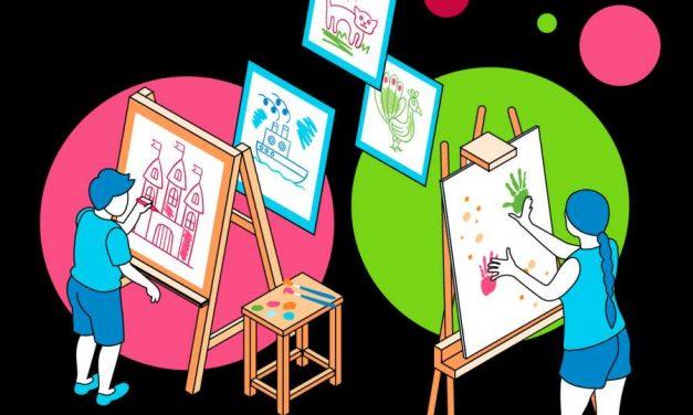 BCR caută școlile cu cei mai talentați copii la desene despre educație financiară și de mediu