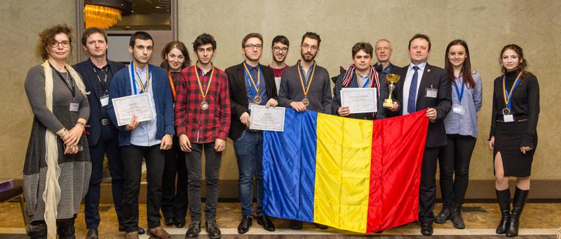 Medalii de aur, argint și bronz pentru UAIC la concursul internațional de matematică SEEMOUS 2018