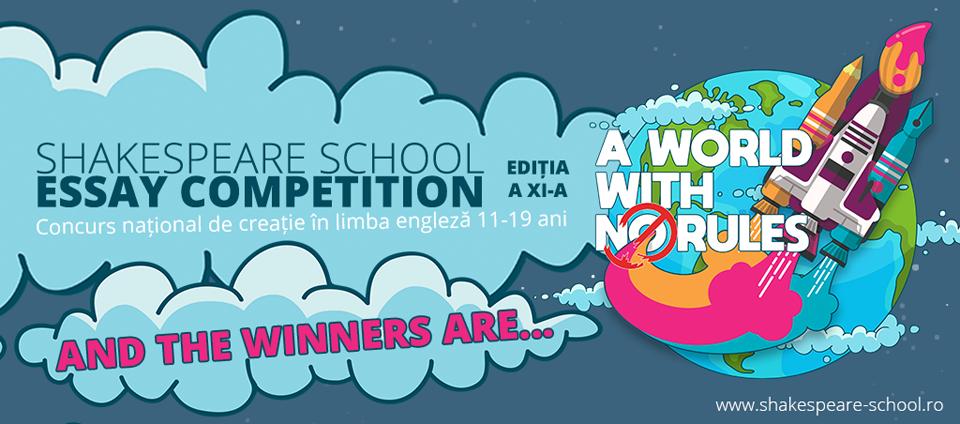 Doi adolescenţi din Bucureşti sunt câştigătorii celui mai mare Concurs Naţional de Creaţie în Limba Engleză